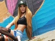 latin young transgender luziana