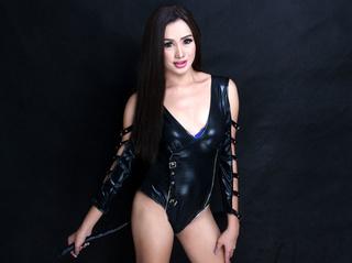 asian transgender sweetdutchofcum dancing