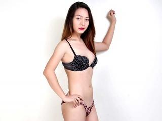 asian transgender aasweetellah striptease