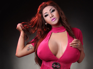 asian transgender thelastvixen close