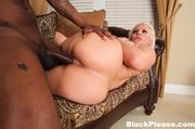 black dress blonde with