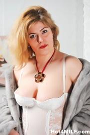 white corset blonde fucking