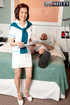 japanese gilf nurse fucking