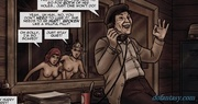 dos enslaved mujeres sneak