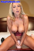 dirty blonde milf with