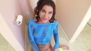 gorgeous teen blue dress