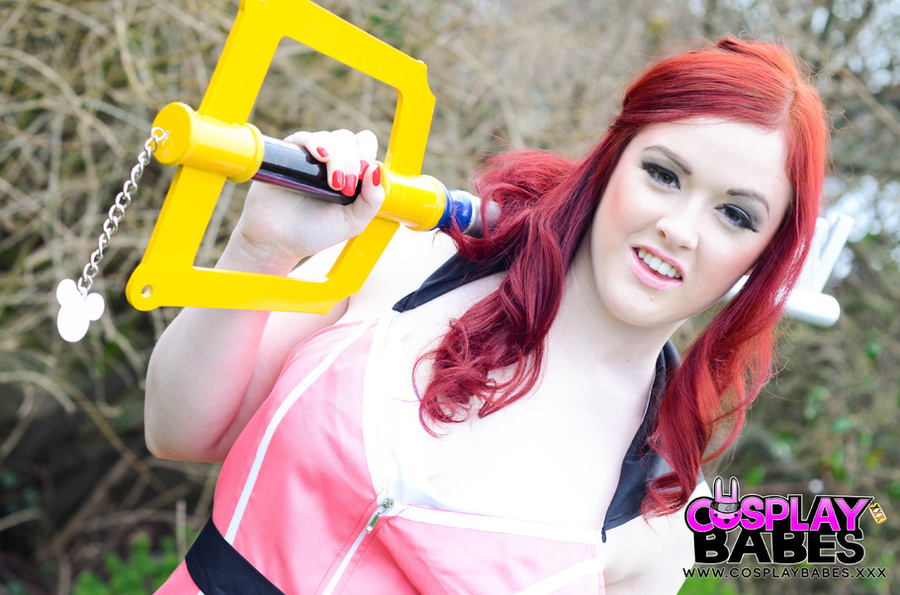 Jaye Rose Kingdom Hearts Cosplay Pictures 1