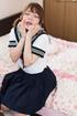 sailor moon cosplay girl