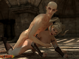 Demonic hooker gets nicely drilled by nasty bald - Picture 3