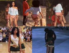black, celebrity, lingerie