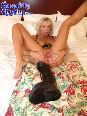 Busty blonde with amazing cougar body we - XXX Dessert - Picture 18