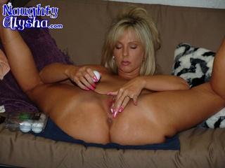 talented blonde big tits