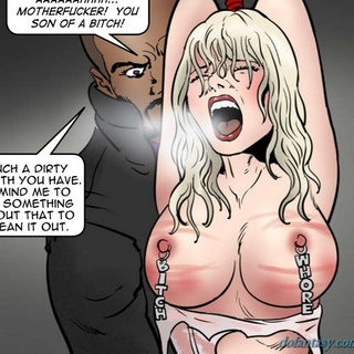 Pink-haired lesbian eats her snatch in - BDSM Art Collection - Pic 1