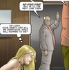 Submissive big-boobed slut and two teachers. Housebreaking By Erenisch