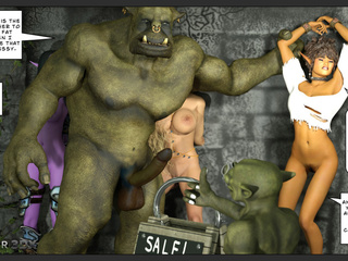 Dungeon full of monster is a good place for a beauty - Picture 1