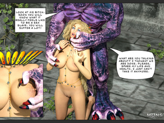 Dungeon full of monster is a good place for a beauty - Picture 5