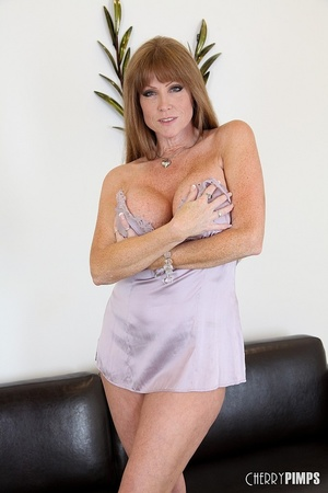 Big titted milf with brown hair fucks he - XXX Dessert - Picture 2