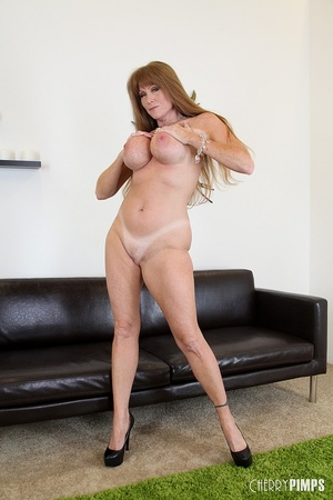 Big titted milf with brown hair fucks he - XXX Dessert - Picture 7