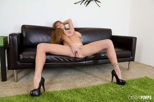 Big titted milf with brown hair fucks he - XXX Dessert - Picture 10