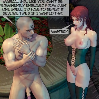 Big-boobed pixie in corset is getting - BDSM Art Collection - Pic 3
