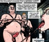 Fat old man with big cock face-fucks a blonde. Prison Horror Story 8 By