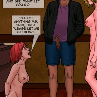 Horny dude with black dick and two - BDSM Art Collection - Pic 4
