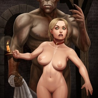 Busty redhead sex slave is waiting for - BDSM Art Collection - Pic 3