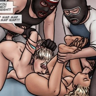 Brutal men with big dicks are banging - BDSM Art Collection - Pic 3