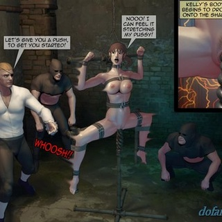 Hardcore sexual treatments for a - BDSM Art Collection - Pic 1
