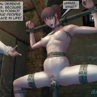Hardcore sexual treatments for a - BDSM Art Collection - Pic 3