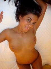 stunning latina babe with