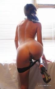 skinny latina babe gets