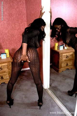 double ebony blowjob