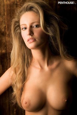 foxy blonde reveals huge