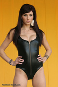 babes, erotica, leather, pierced