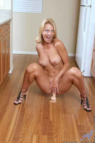 sultry blonde sexy tan