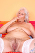 horny granny gets her