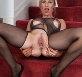Dress pantyhose sexy mom