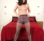 Slutty pantyhose