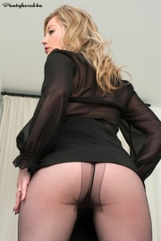 round ass pantyhose