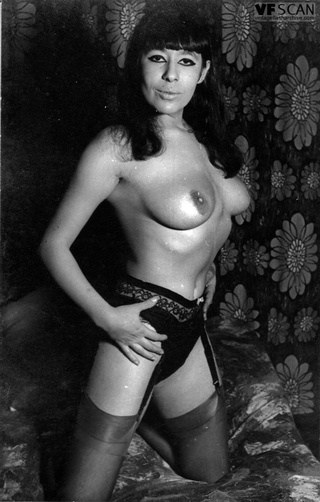 brunette hairy pussy vintage