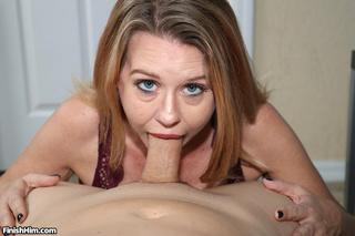 busty hot milf mom