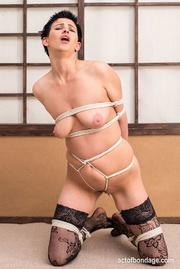 pussy stockings bondage