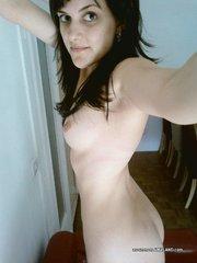 black lingerie exotic brunette