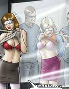 Bdsm slave training toon. The Game by Erenisch.
