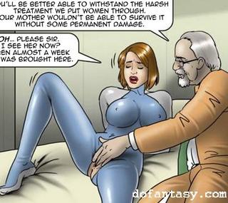 abused dirty man cartoon