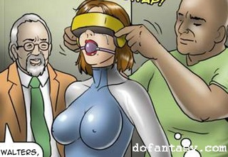 sex slave bondage cartoon