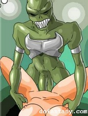 alien fucks girl cartoon