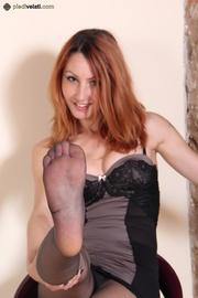 beautiful feet soles