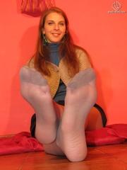 girl sexy feet